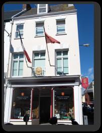 Bureau de la Maison de la Normandie et de la Manche 71 Halkett Place - St Helier